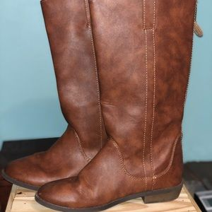 Cat & Jack Girls Boots Size 4